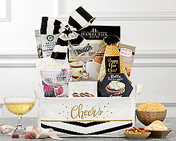 Hearty Home Gift Basket - Item No: 024