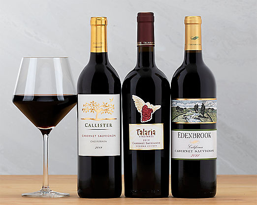 California Cabernet Assortment Gift Basket - Item No: 031