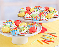 Birthday Cookies - Item No: 101