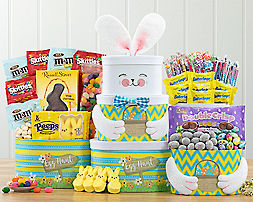 Baby Boy AssortmentGift Basket - Item No: 118