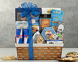 Sweet and Savory Spring Assortment Gift Basket - Item No: 151