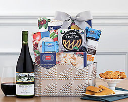 Baby Girl AssortmentGift Basket - Item No: 154