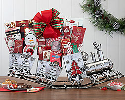 Sweet Birthday AssortmentGift Basket - Item No: 155
