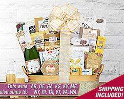 Kiarna California Champagne Assortment