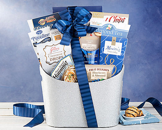Kosher Assortment Gift Basket - Item No: 201