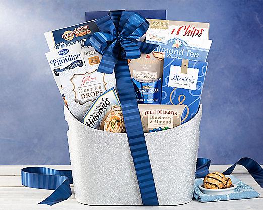 Kosher Assortment Gift Basket - Item No: 201