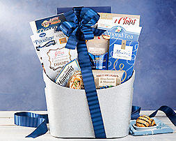 Kosher AssortmentGift Basket - Item No: 201