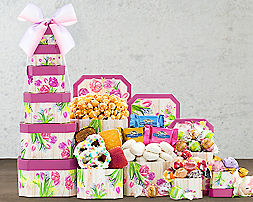 Tower of Cookies, Chocolate and Sweets - Item No: 232