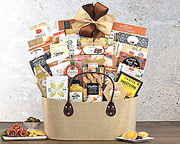 Pretzel and Dip AssortmentGift Basket - Item No: 234