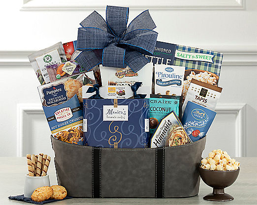 Kosher Choice Gift Basket - Item No: 237
