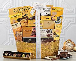 Godiva Extravaganza Gift Basket - Item No: 263