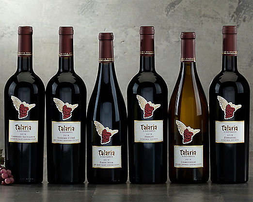 The Best of Talaria Vineyards - STANDARD SHIPPING INCLUDED - Item No: 288