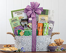 Easter MorningGift Basket - Item No: 293