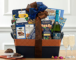 Santa's HelperGift Basket - Item No: 301