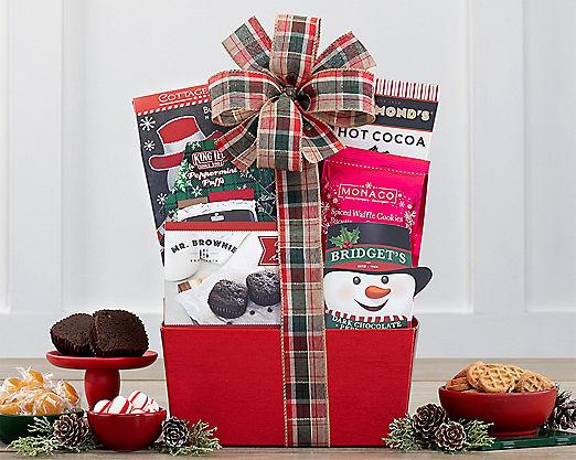 Gourmet Samplet Gift Basket - Item No: 304