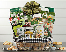 Winter's Sweet AssortmentGift Basket - Item No: 366