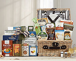 Holiday SweetsGift Basket - Item No: 368