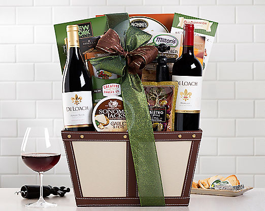 FLO Red and White Wine Collection - STANDARD SHIPPING INCLUDED - Item No: 371