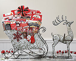 Deluxe Winter WarmerGift Basket - Item No: 498