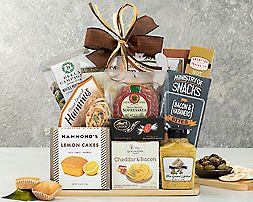 Cutting Board CollectionGift Basket - Item No: 512