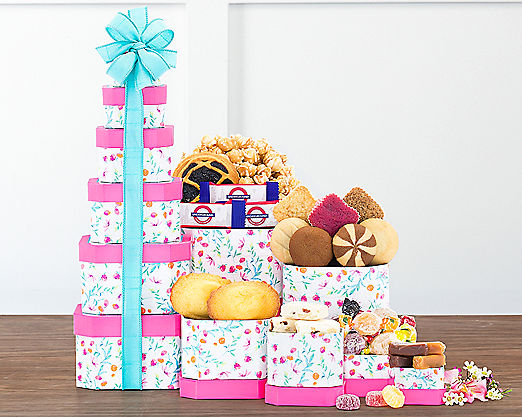 Spring Celebration Tower - FREE STANDARD SHIPPING - Item No: 513