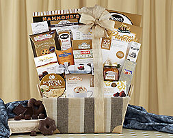 Gourmet ChoiceGift Basket - Item No: 516