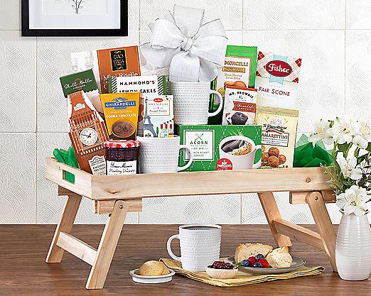 Good Morning Breakfast Assortment Gift Basket - Item No: 551