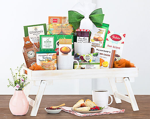Good Morning Breakfast Assortment Gift Basket - Item No: 551