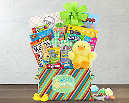 Peter Cottontail Gift Basket - Item No: 573