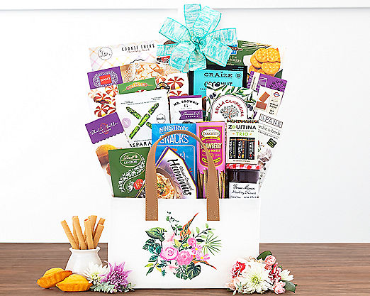 Easter Feast Gift Basket - Item No: 575