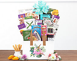 Easter FeastGift Basket - Item No: 575