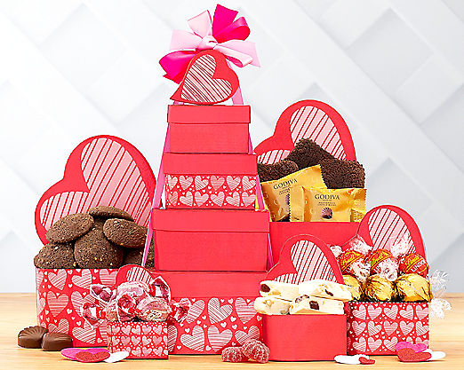 Tower of Hearts - Item No: 577