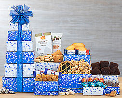 Let it SnowGift Basket - Item No: 620