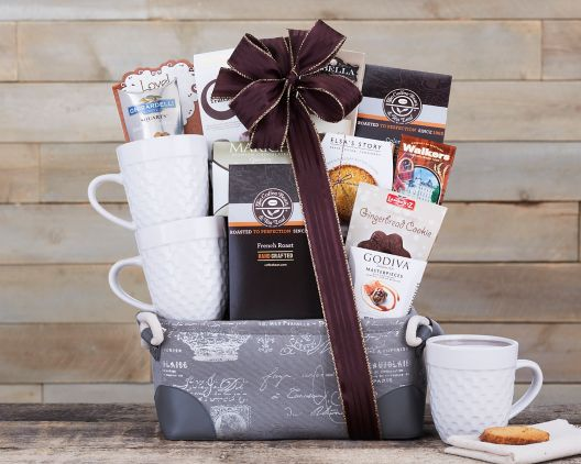 Wine and country gift basket coupons
