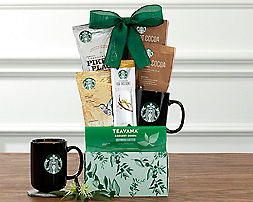 Starbucks AssortmentGift Basket - Item No: 680