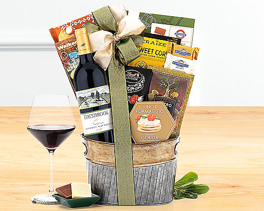 Callister Cellars Cabernet Gift Basket - Item No: 740