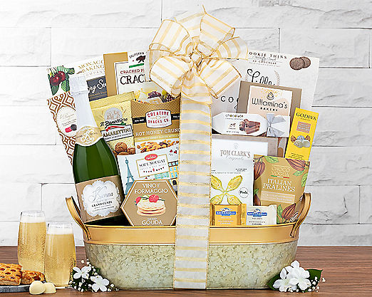 Kiarna California Champagne Assortment - STANDARD SHIPPING INCLUDED - Item No: 743