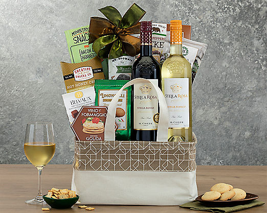 Stella Rosa Semi Sweet Wine Assortment - STANDARD SHIPPING INCLUDED - Item No: 770