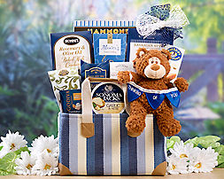 Thinking of You Bear Gift Basket - Item No: 804Y