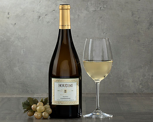 1 Bottle Houdini Napa Valley Chardonnay - Item No: 817