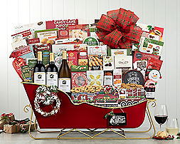 Candy and Cracker CollectionGift Basket - Item No: 846