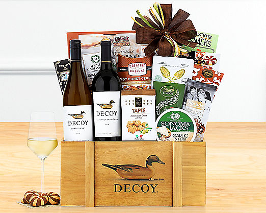 Duckhorn Wine Company Decoy Assortment - STANDARD SHIPPING INCLUDED - Item No: 881