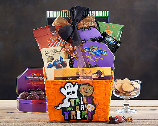 Spooky Delights - FREE STANDARD SHIPPING - Item No: 946
