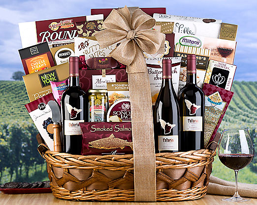 Talaria Vineyards Sweet and Savory Collection - STANDARD SHIPPING INCLUDED - Item No: 948