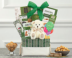 Bear Hugs - Congratulations Gift Basket - Item No: 989C