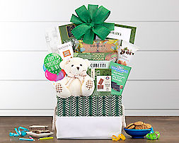 Bear Hugs Happy BirthdayGift Basket - Item No: 989H