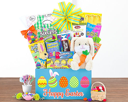 Easter Extravaganza Gift Basket - Item No: 992