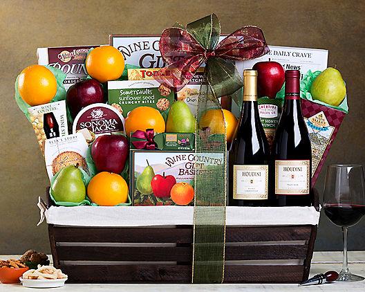Houdini Vineyards Napa Valley Fruit Selection