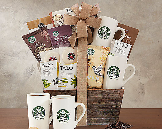 Starbucks Coffee and Tazo Tea Collection 413