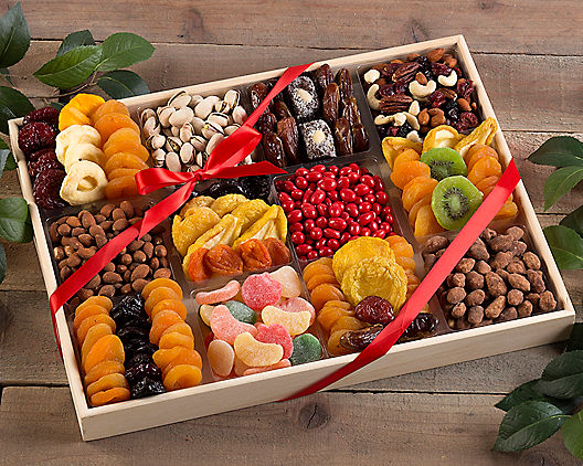Ultimate Dried Fruit, Nut and Sweets Collection 5023